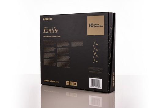 Luxusní příbory EMILIE